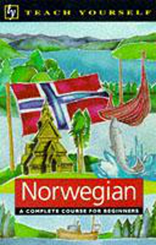 Norwegian (Teach Yourself): Simons, Margaretha Danbolt