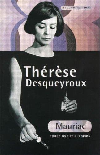 9780340680032: Therese Desqueyroux, 2nd edn (Textes Francais Classics Et Modern)