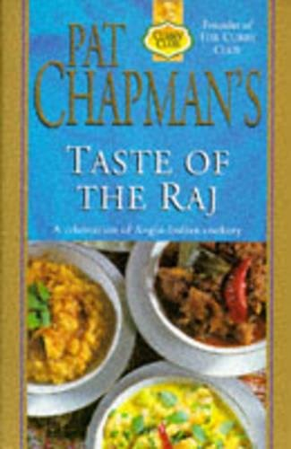 Taste of the Raj (9780340680353) by Chapman, Pat