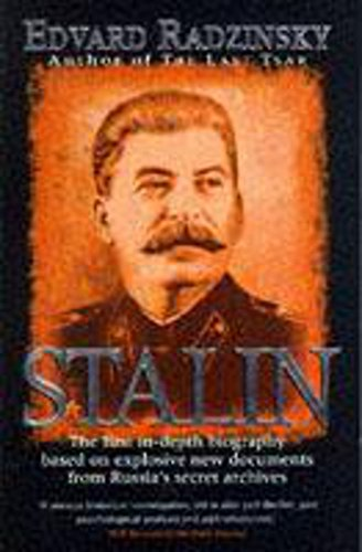 Stalin: A Biography: Edvard Radzinskii