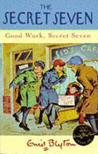 9780340680964: Good Work, Secret Seven: Book 6