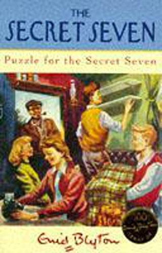 9780340681008: Puzzle For The Secret Seven: Book 10