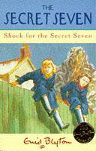 9780340681039: Shock for the Secret Seven (The Secret Seven Centenary Editions)