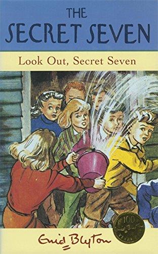 9780340681046: Look Out, Secret Seven: Book 14