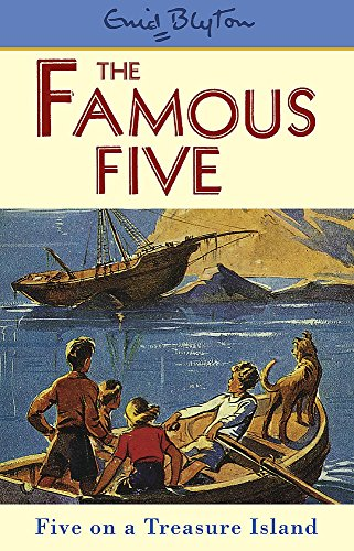 9780340681060: Five On A Treasure Island: Book 1