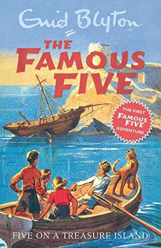9780340681060: Five On A Treasure Island: Book 1 (Famous Five)