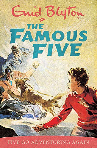 The Famous Five: Five go adverturing Again: Enid Blyton
