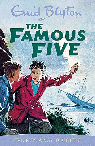 9780340681084: Famous Five: Five Run Away Together: Book 3