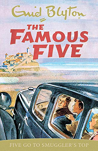 9780340681091: Famous Five: Five Go To Smuggler's Top: Classic cover edition: Book 4