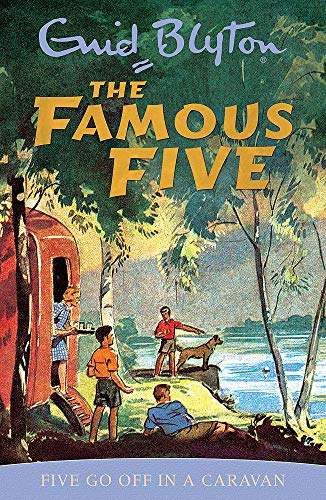 9780340681107: Famous Five: Five Go Off In A Caravan: Classic cover edition: Book 5