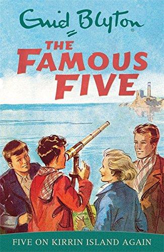 9780340681114: Famous Five: 6: Five On Kirrin Island Again