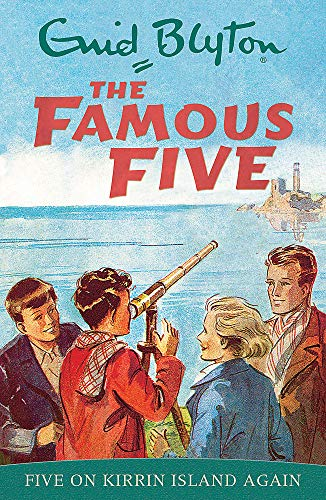 9780340681114: Five On Kirrin Island Again: Classic cover edition: Book 6 (Famous Five)