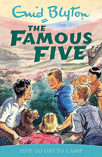 9780340681121: Five Go Off To Camp: Book 7 (Famous Five)