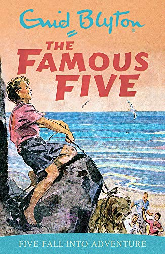 9780340681138: Five Get Into Trouble: Classic cover edition - book 8 (Famous Five)