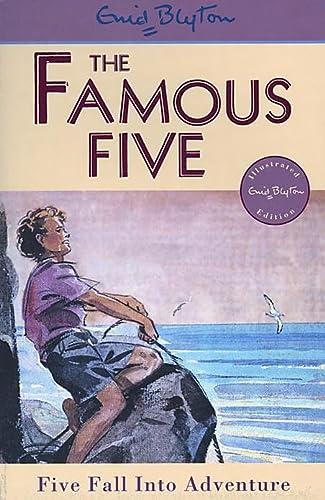 Five Fall Into Adventure: Book 9 (Famous: Blyton, Enid