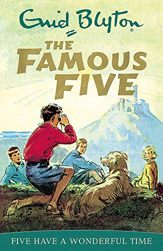 9780340681169: Five Have A Wonderful Time: Classic cover edition: Book 11 (Famous Five)