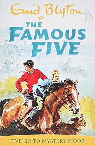 9780340681183: Five Go To Mystery Moor: Classic cover edition: Book 13 (Famous Five)