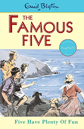 9780340681190: Famous Five: Five Have Plenty Of Fun: Classic cover edition: Book 14