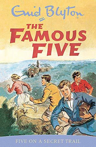 9780340681206: Famous Five: Five On A Secret Trail: Classic cover edition: Book 15