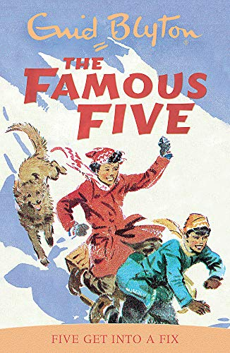 9780340681220: Five Get Into A Fix: Book 17 (Famous Five)