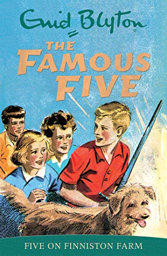 9780340681237: Famous Five: Five On Finniston Farm: Classic cover edition: Book 18