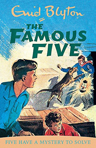 9780340681251: Famous Five: Five Have A Mystery To Solve: Classic cover edition: Book 20