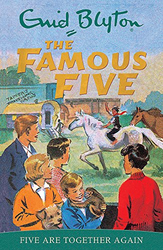 9780340681268: Famous Five: Five Are Together Again: Classic cover edition: Book 21