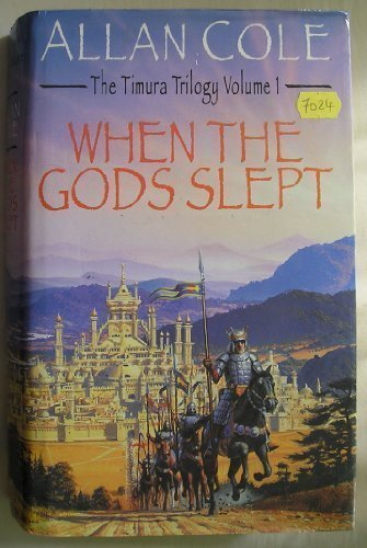 9780340681916: When the gods slept (The Timura trilogy)