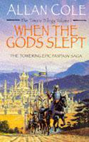 9780340681923: When The Gods Slept (The Timura Trilogy Volume 1