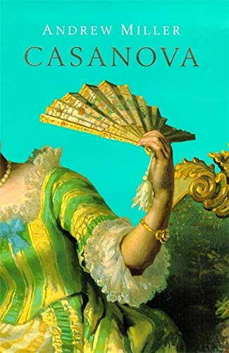 Casanova-SIGNED, LOCATED & DATED FIRST PRINTING: Miller, Andrew