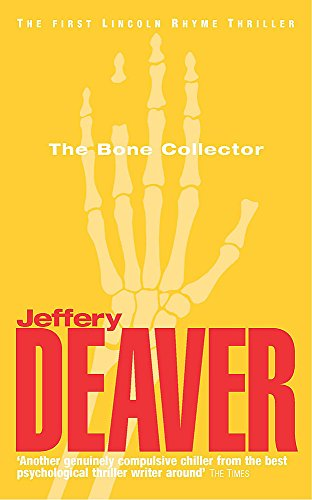 9780340682111: The Bone Collector