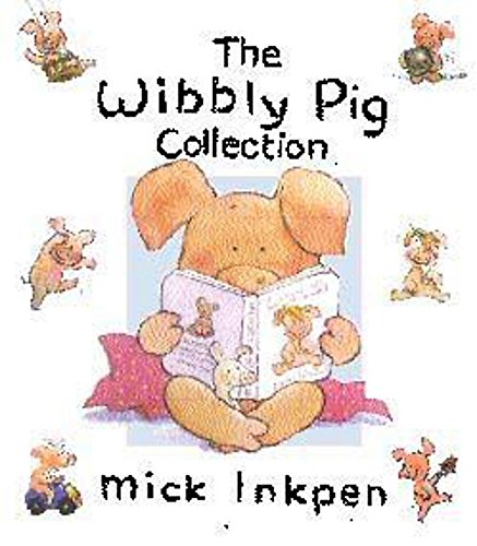 9780340683262: Wibbly Pig Gift Box: Blue