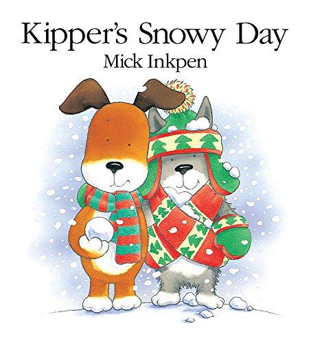 9780340683286: Kipper's Snowy Day