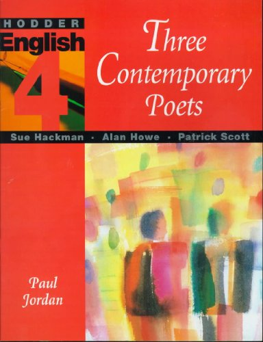 9780340683378: Hodder English: Contemporary Views of Britain (Poetry) Level 4