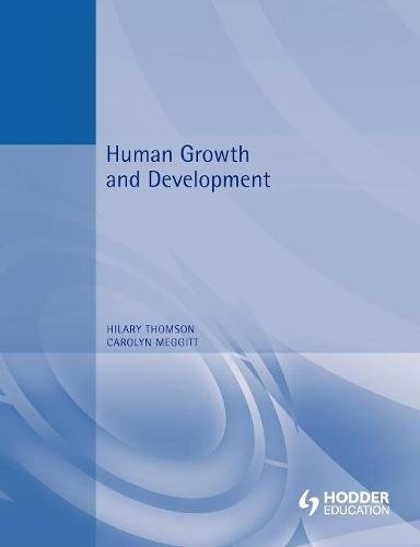 9780340683620: Human Growth and Development for Health and Social Care