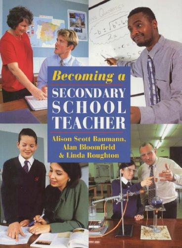9780340683712: Becoming a Secondary School Teacher