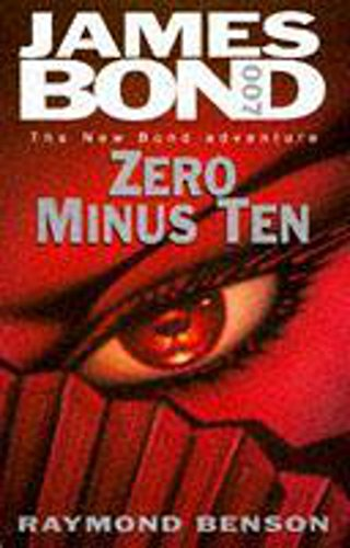 9780340684481: Zero Minus Ten (James Bond 007)
