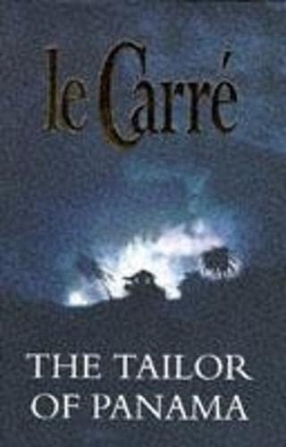 The Tailor of Panama: le CarrE, John