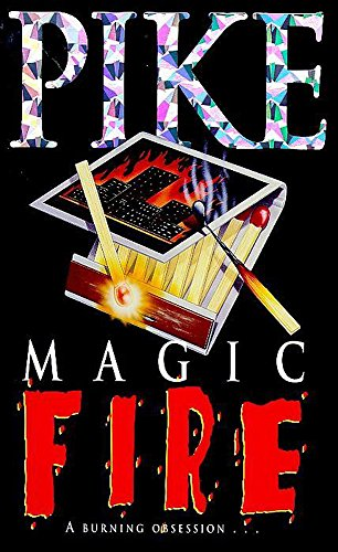 9780340686096: Magic Fire