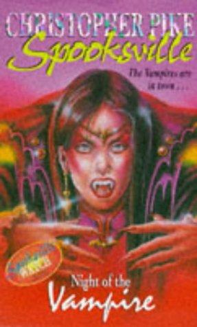 9780340686263: The Night of the Vampire (Spooksville)