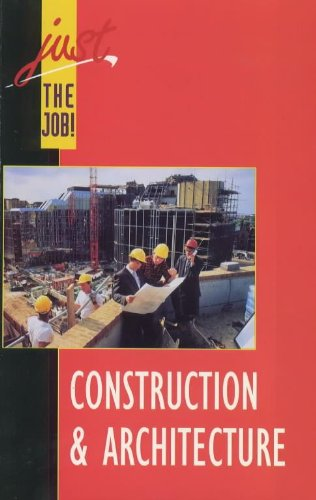 9780340687925: Construction and Architecture (Just the job!)