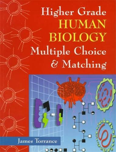 Higher Grade Human Biology: Multiple Choice &: James Fullarton, Clare