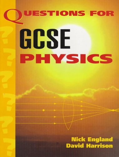 9780340688281: Questions For GCSE Physics