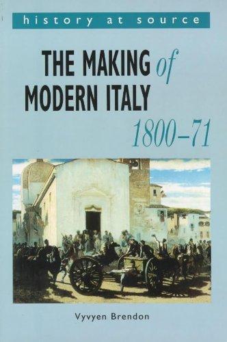History at Source: The Making of Modern: Brendon, Vyvyen