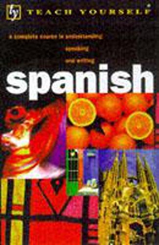 9780340688748: Spanish (Teach Yourself)