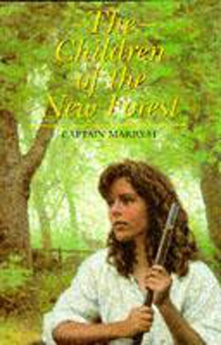 9780340689837: Children of the New Forest