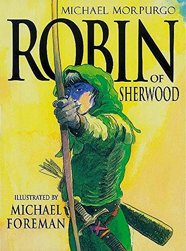 9780340690154: Robin of Sherwood (Classic Stories)