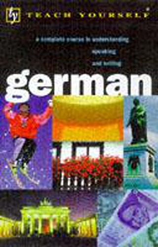 9780340690826: German (Teach Yourself)