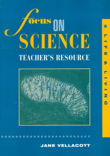 9780340691274: Life and Living: Teacher's Resource Part 1 (Focus on science)