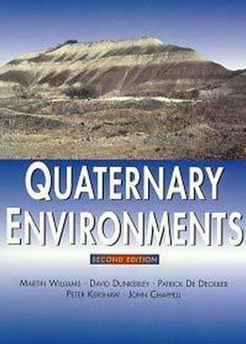 9780340691519: Quaternary Environments, 2Ed